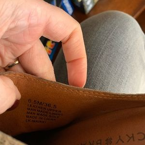 Lucky Brand Shoes - Guc Lucky Brand Maikki mule bootie size 6.5